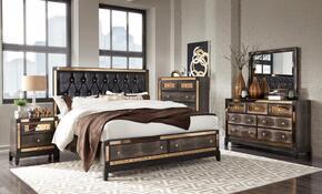 Global Furniture USA MIRRORCHOCKBSTORAGESET