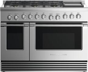 Fisher Paykel RGV2486GDLN
