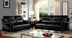 Furniture of America CM6008BKSFLV