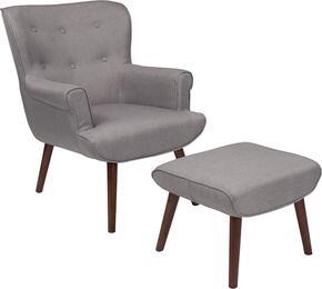 Flash Furniture QYB39COLGYGG