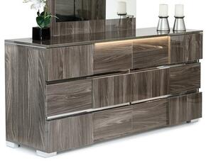 VIG Furniture VGACPICASSODSRGRY