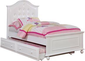 Furniture of America CM7155WHFBEDTRUNDLE