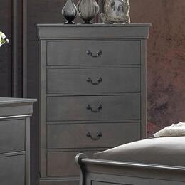 Furniture of America CM7866GYC