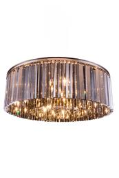 Elegant Lighting 1208F43PNSSRC