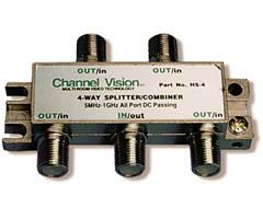 Channel Vision HS4