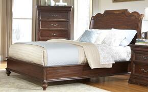 8000K2SET  American Woodcrafters 3 Pc Signature Bedroom Collection Set Including King Size Sleigh Bed and 2 Nightstands