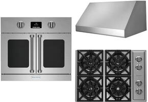 3-Piece Stainless Steel Kitchen Package With RBCT304BSSV2 30