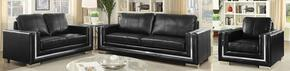 Furniture of America CM6424BKSFLVCH
