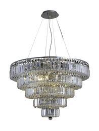 Elegant Lighting 2036D30CRC