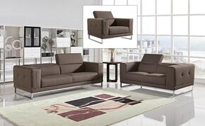 VIG Furniture VGMB1469BRN