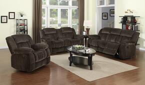 Teddy Bear Collection SU-LN660-3PCSET 3 Piece Reclining Living Room Set with Sofa + Loveseat + Chair