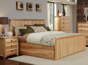 ADANT5171K5P Adamstown 5 Piece Bedroom Set with King Sized Storage Bed, Chest, Dresser, Mirrror and Nightstand