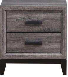 Global Furniture USA KATEFOILGREYNS