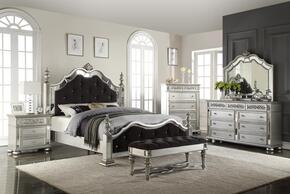 Myco Furniture KE170QNCMDRB