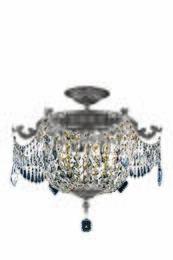 Elegant Lighting 9303F18PWEC