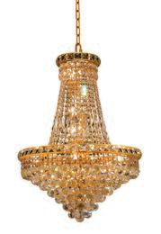 Elegant Lighting 2527D22GRC