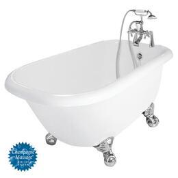 American Bath Factory T040DSNR