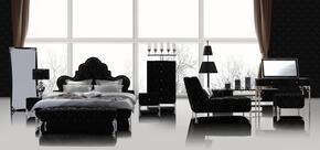 VIG Furniture VGSLEPRAGUEQ4PCSET