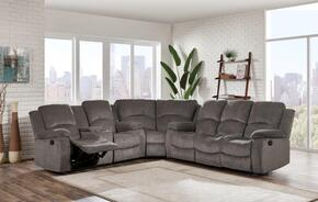 Global Furniture USA U3118CSUBARUMOCHASECTIONAL