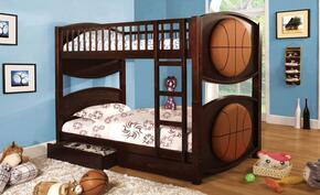 Furniture of America CMBK065BSKTTBED