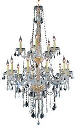 Elegant Lighting 7815G33GRC