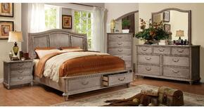 Furniture of America CM7613QSBDMCN