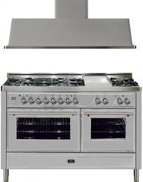 2-Piece Stainless Steel Kitchen Package with UMT150SDMPI 60
