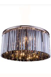 Elegant Lighting 1208F31PNSSRC