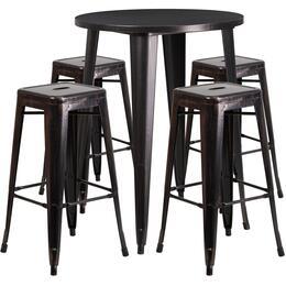 Flash Furniture CH51090BH430SQSTBQGG