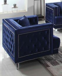 Cosmos Furniture KENDELCHAIRBLUE