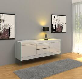 VIG Furniture VGCNAURAWHTSIDEBOARD