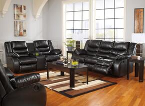 Linebacker DuraBlend 95202SLR 3 Piece Living Room Set With Sofa, Loveseat  And Recliner In