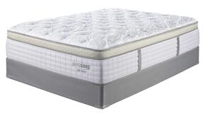 Mt Dana ET M95821/M81X22 Euro Top Mattress and Foundation Set in Full Size