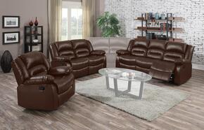 Myco Furniture 1037SBRSET
