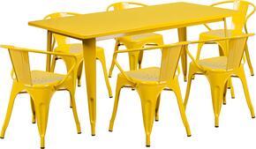 Flash Furniture ETCT005670YLGG