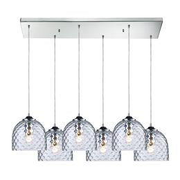 ELK Lighting 310806RCCLR
