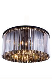 Elegant Lighting 1208F31MBSSRC