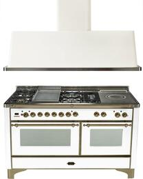 2-Piece True White Kitchen Package with UM150FSDMPBY 60