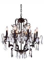 Elegant Lighting 1132D26ABRC