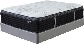 Manhattan Design District Firm PT Collection M82851-M81X52 California King Mattress Set with Mattress and 2-Piece Foundation