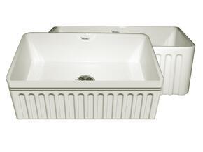 Whitehaus WHFLQ3018BISCUIT