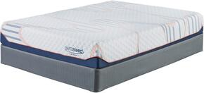 10 Inch MyGel Collection M75721-M81X22 Set of Mattress and Foundation in Full Size