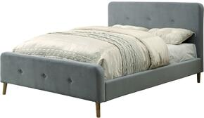 Furniture of America CM7272GYQBED