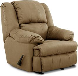 Simmons Upholstery U60419LUNALATTE