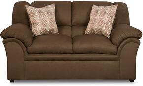Simmons Upholstery 172002VENTURECHOCOLATE