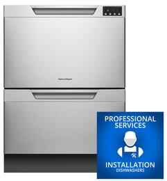 Fisher Paykel DD24DAX8INSTALL