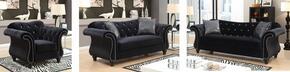 Furniture of America CM6159BKSLC