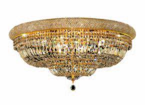 Elegant Lighting 1803F36GRC