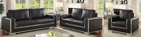 Furniture of America CM6423BKSFLVCH