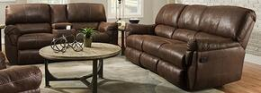 Renegade 50364BR-5363  2 Piece Set including Beautyrest Motion Sofa and Loveseat  with Split Back Cushion in Mocha
